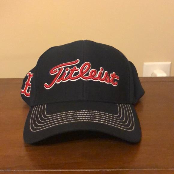 Titleist Boston Red Sox hat 26a2064aeb2